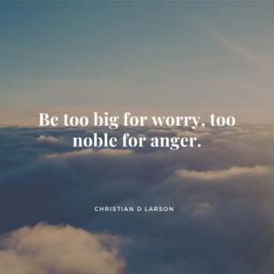 christian d larson quotes