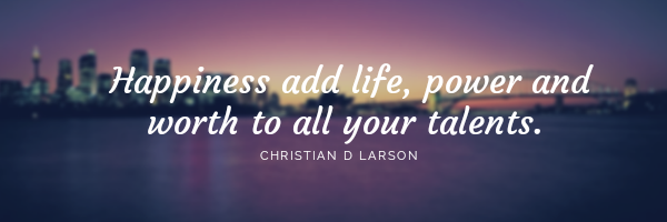 christian d larson quotes