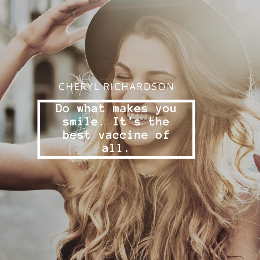 cheryl richardson smile