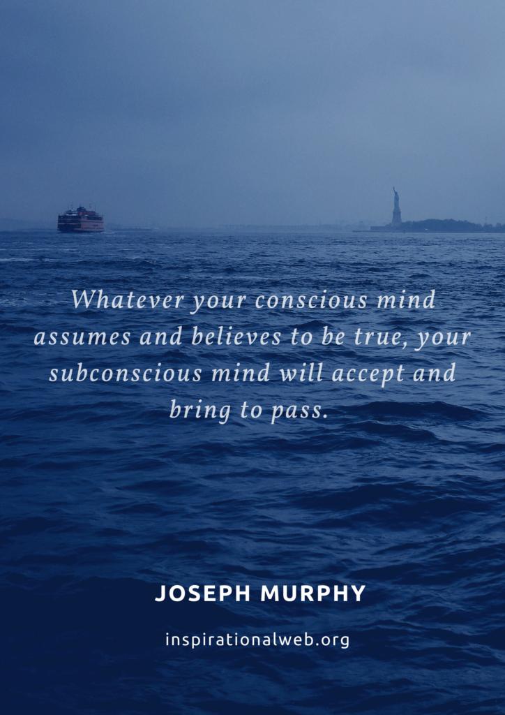 Joseph Murphy quotes