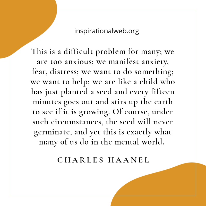 charles haanel quotes