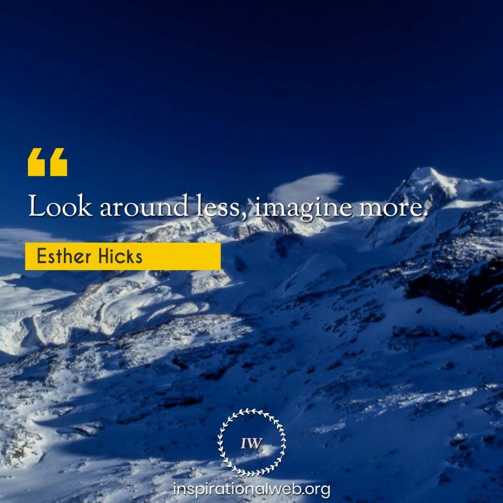 Esther/Abraham Hicks quote