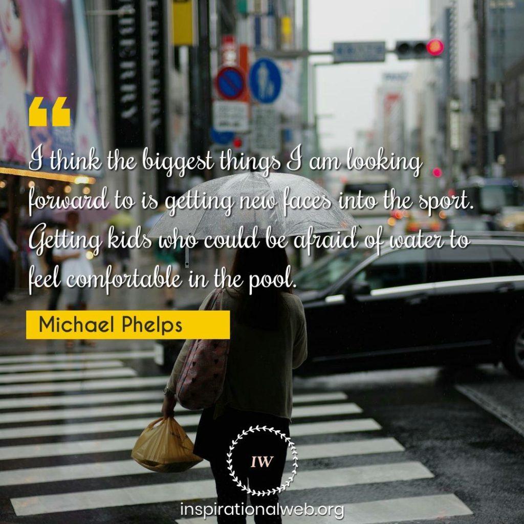 michael phelps quotes