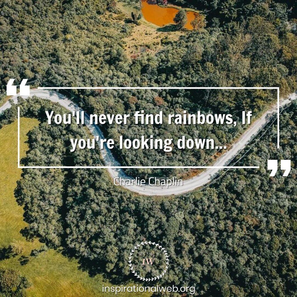 morning uplifting quote