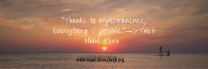 thich nhat hanh quote