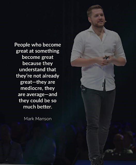 Mark Manson Quotes
