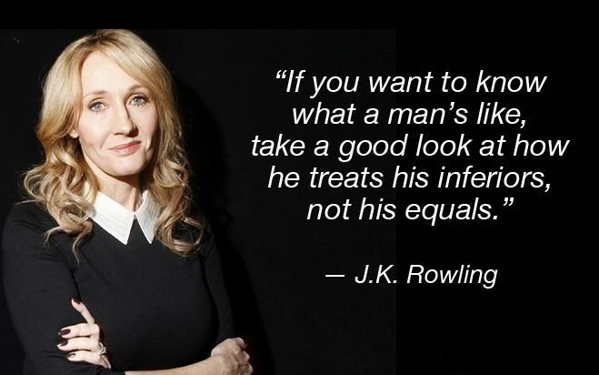 J.K Rowling Quotes