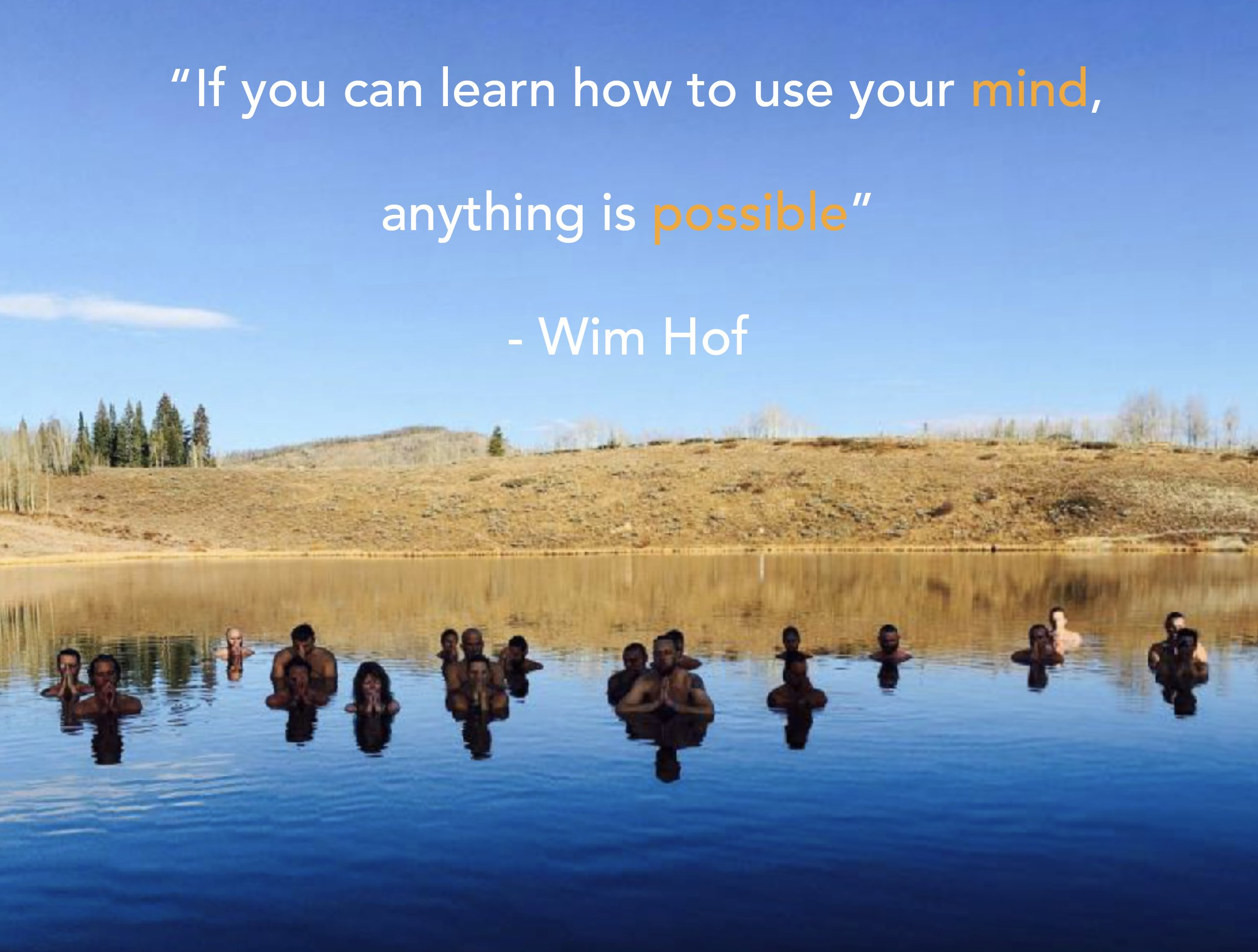 Wim Hof quotes