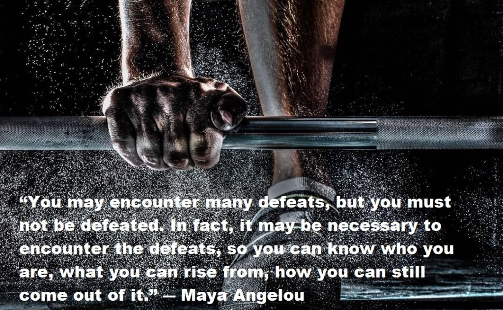 Keep Pushing Quotes