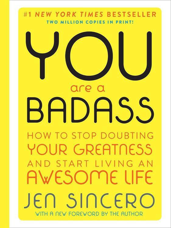 motivational books for women badass