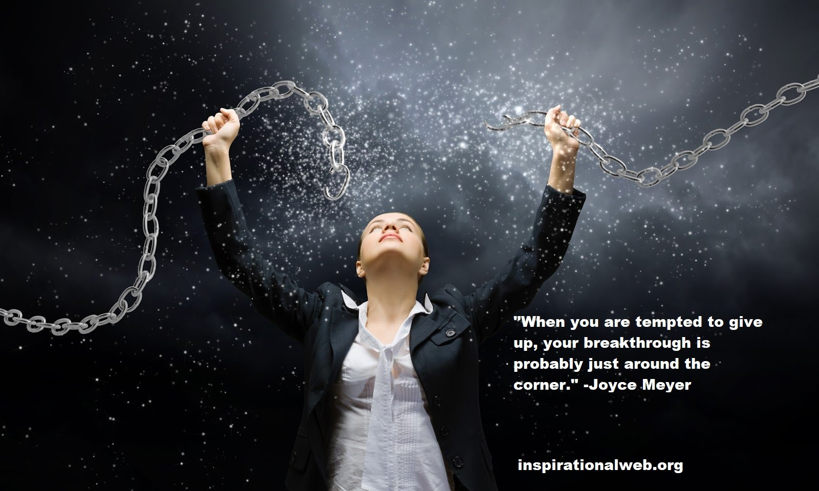 Breakthrough Quotes
