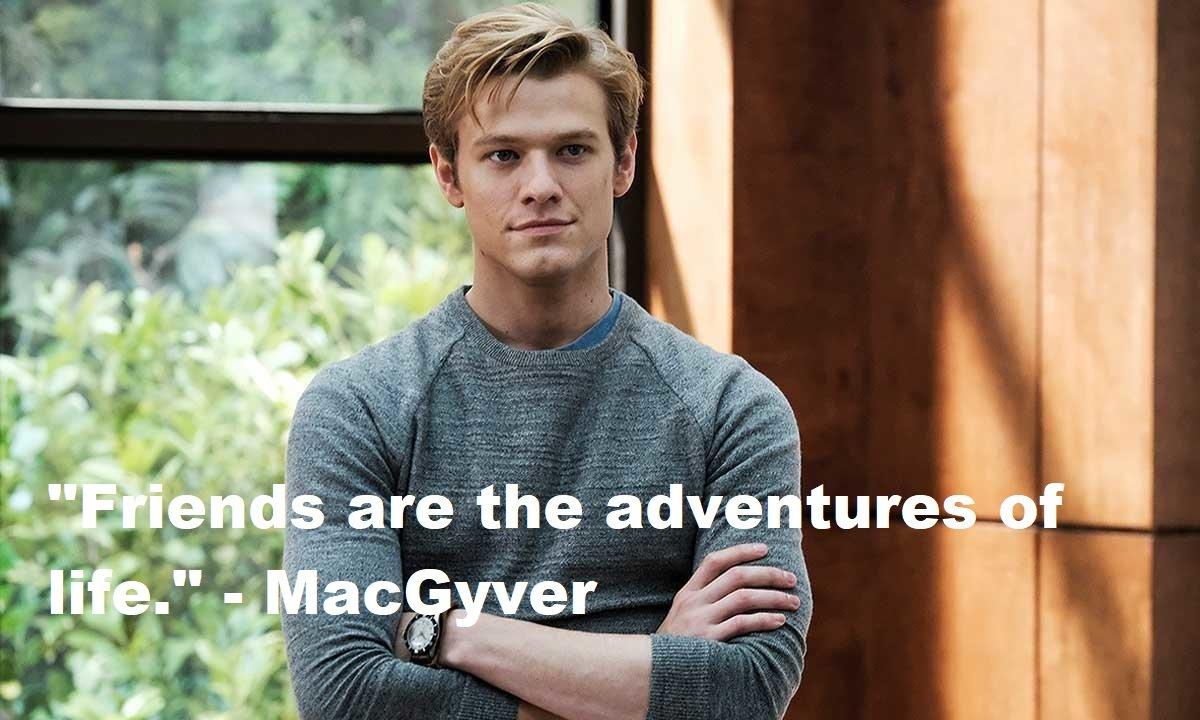 Macgyver Quotes