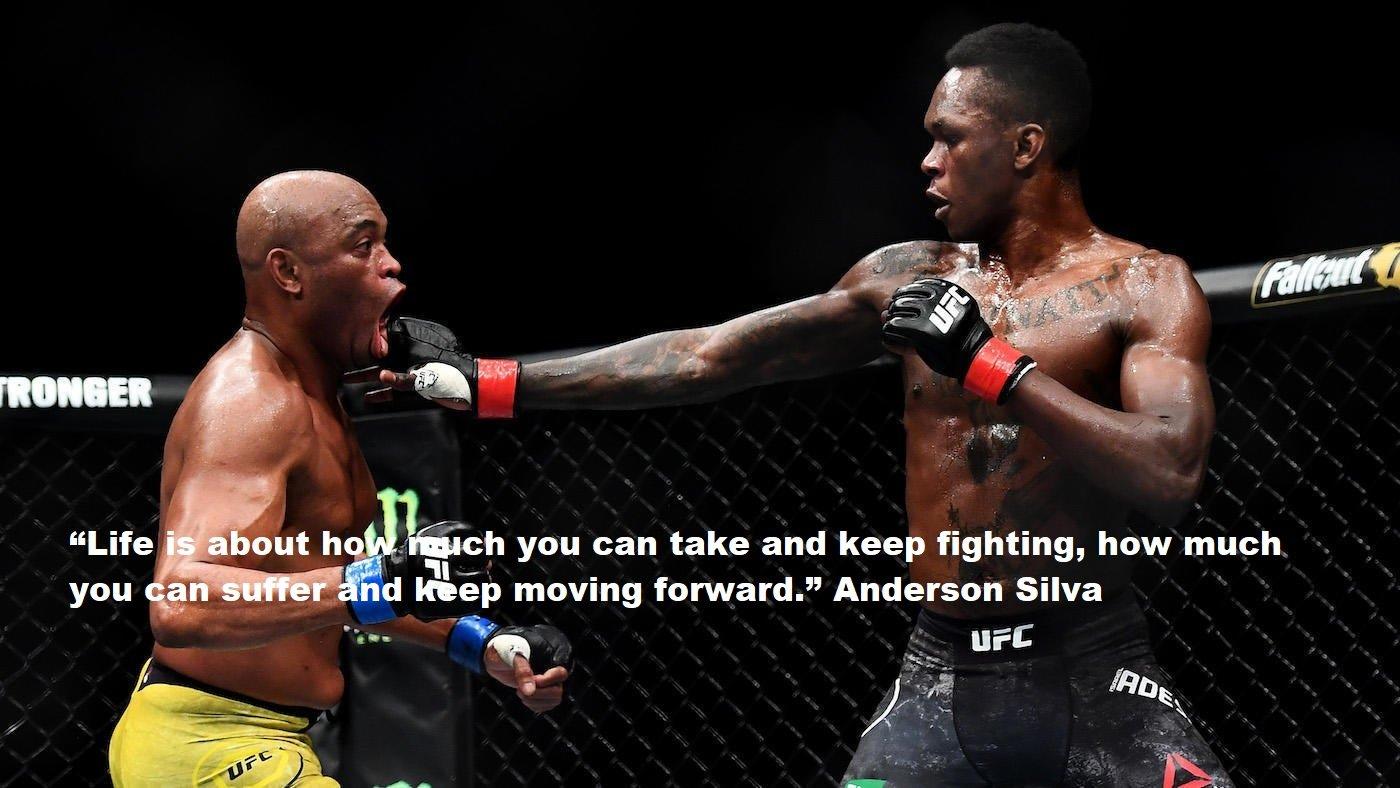 Anderson Silva Quotes