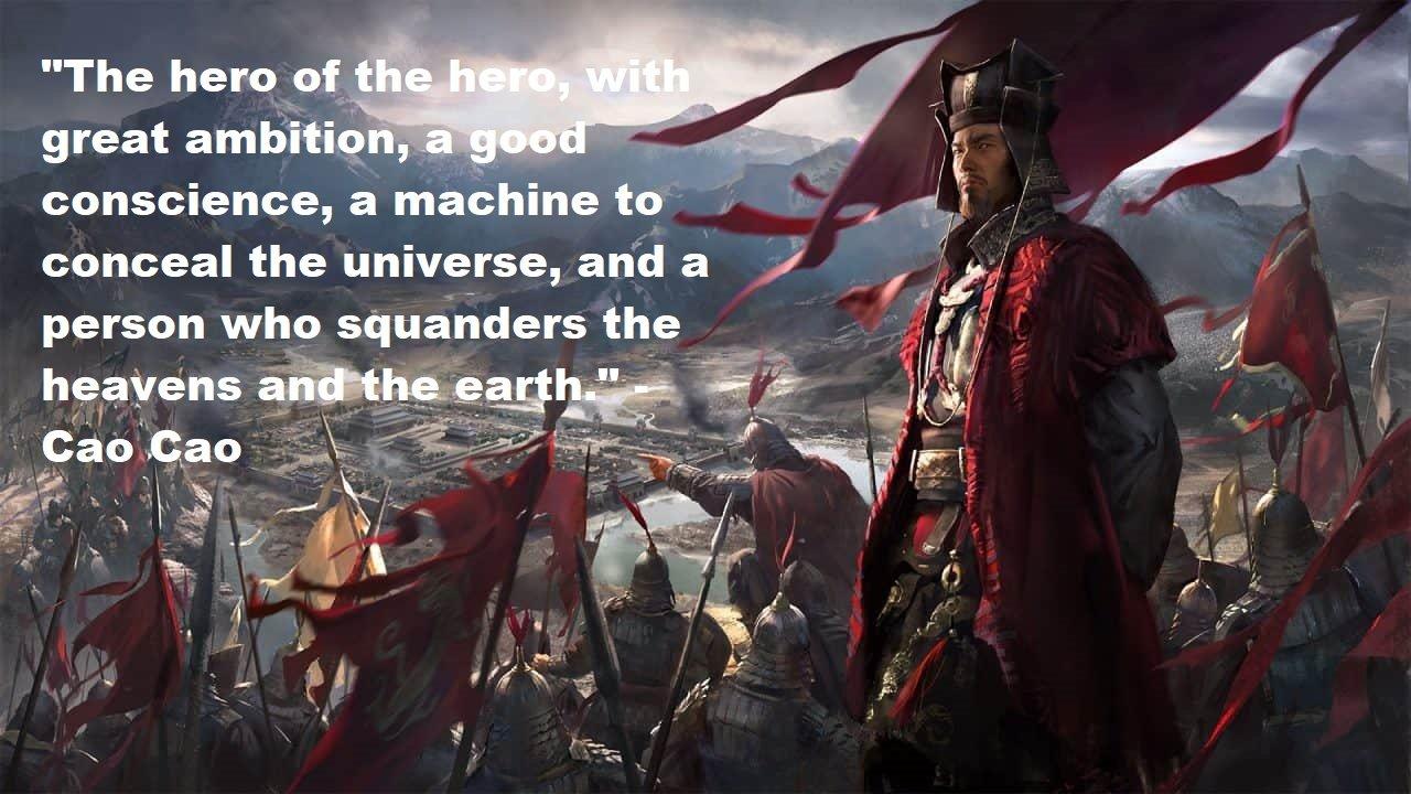 Cao Cao Quotes