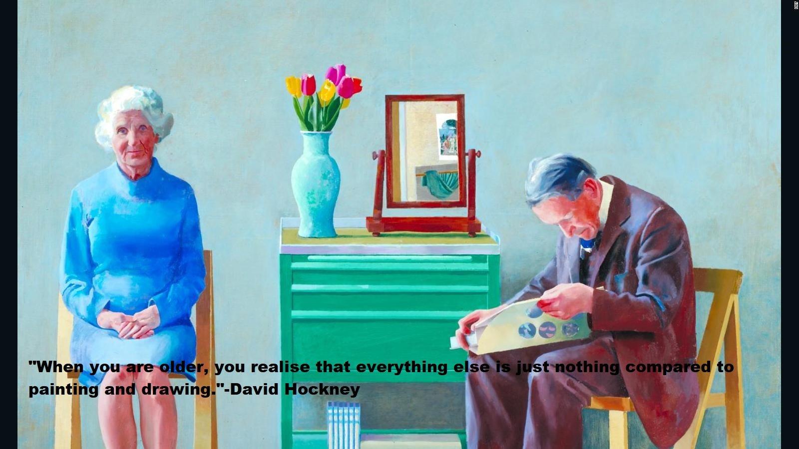 David Hockney Quotes