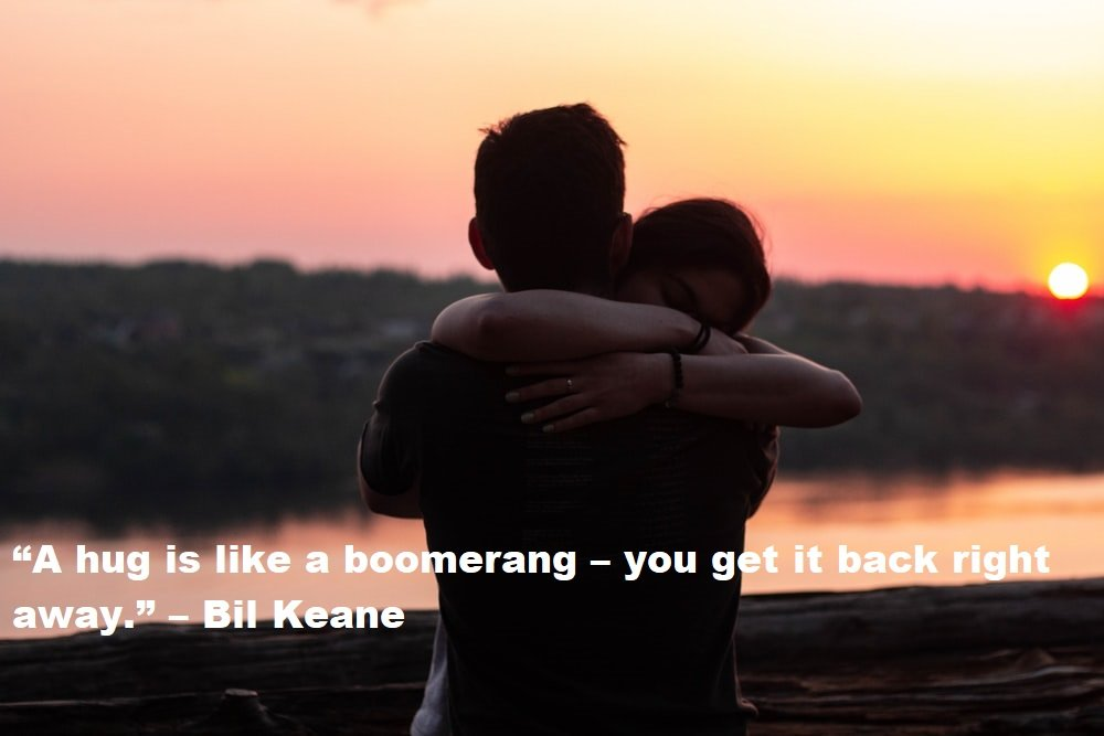 Hugs Quotes