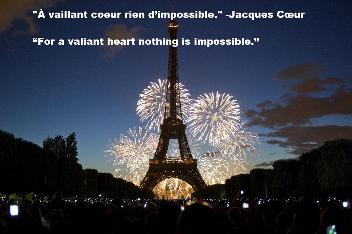 Inspiring French Quotes