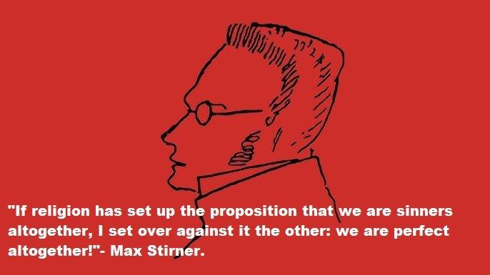 Max Stirner Quotes