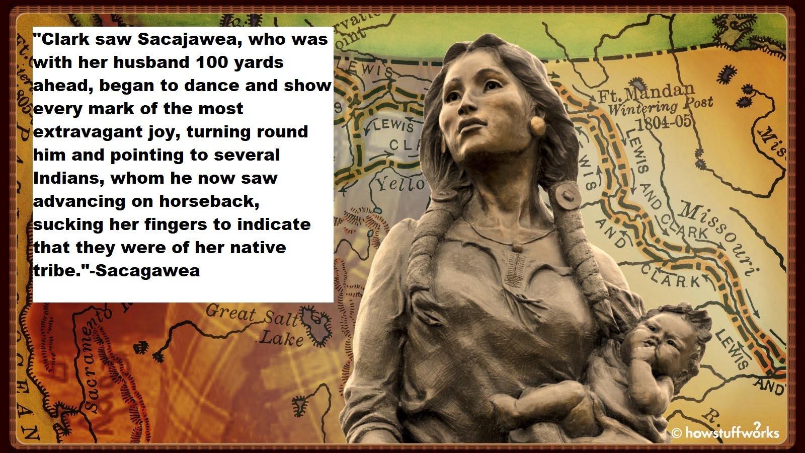 Sacagawea Quotes