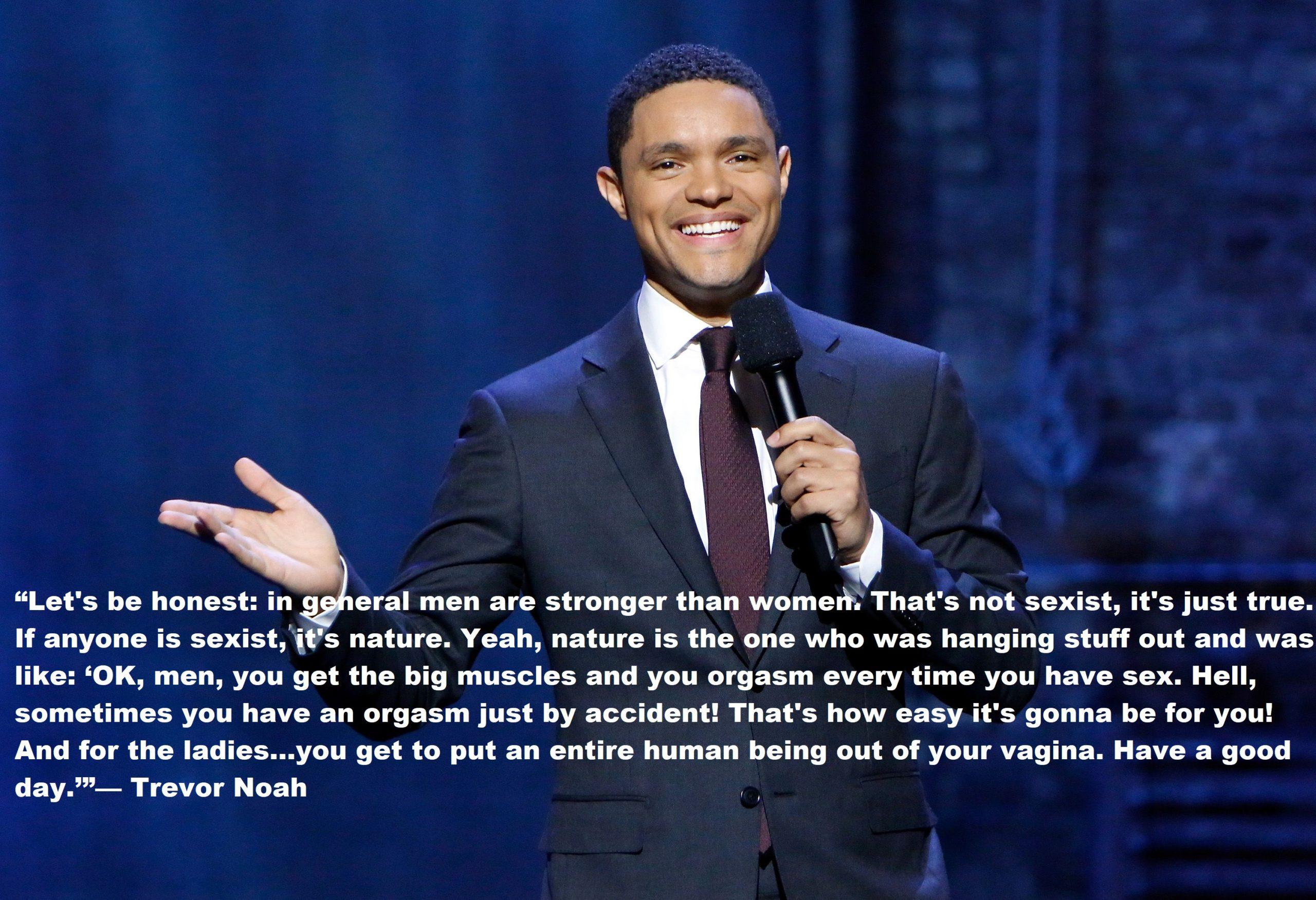 Trevor Noah Quotes