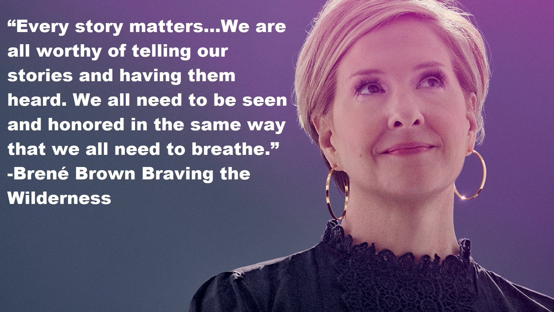 Brene Brown Braving the Wilderness Quotes