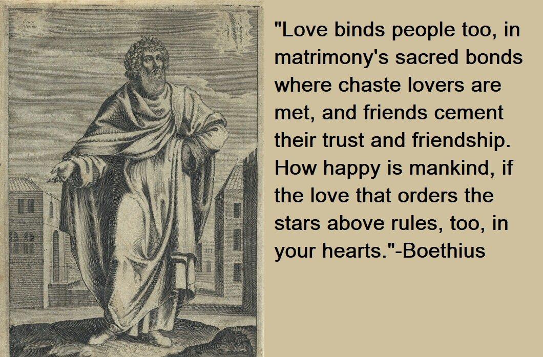 Boethius Quotes