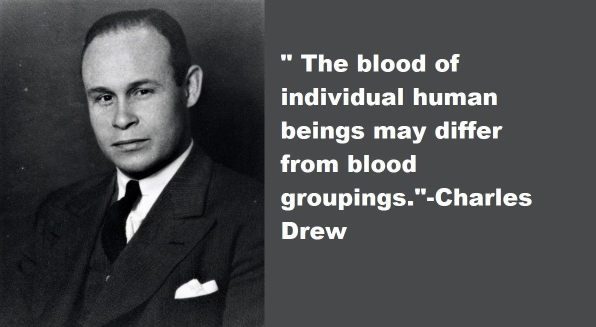 Charles Drew Quotes