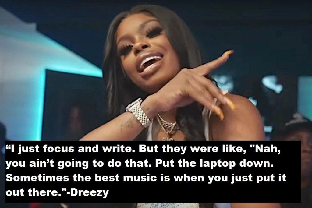 Dreezy Quotes