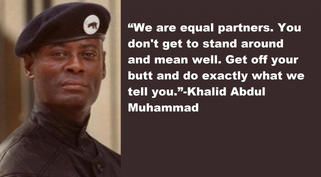 Khalid Muhammad Quotes