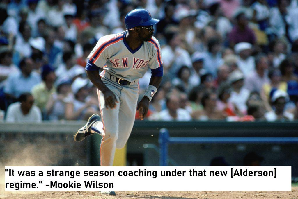 Mookie Wilson Quotes