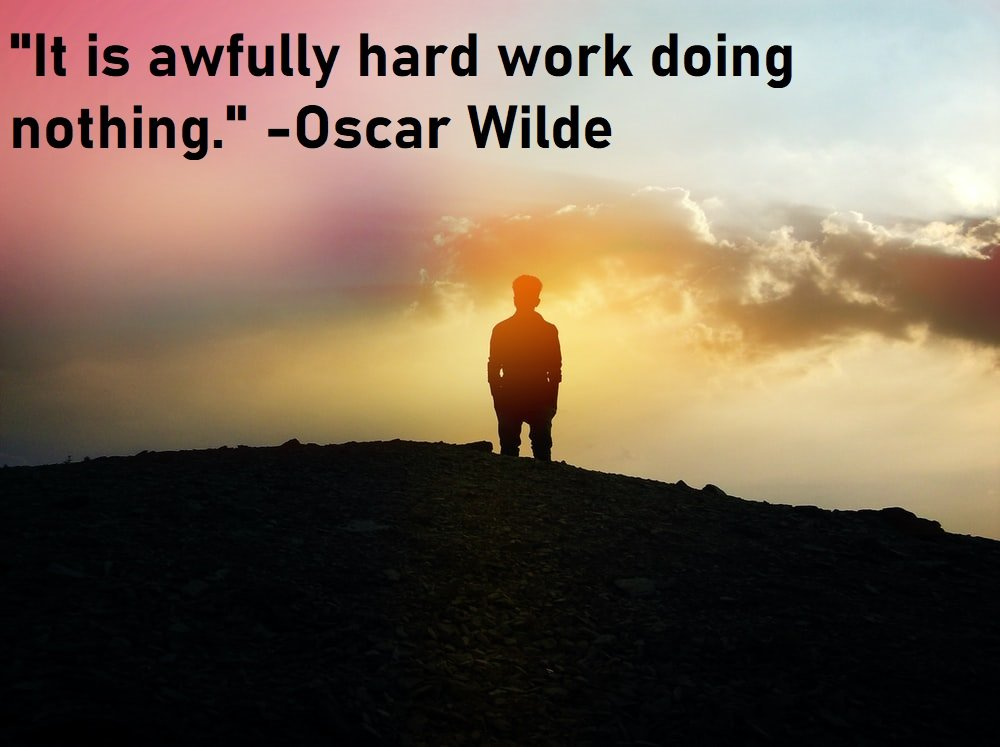Standing By and Doing Nothing Quotes