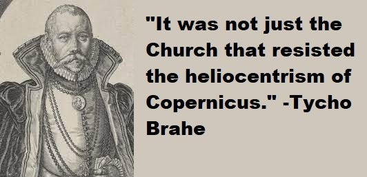Tycho Brahe Quotes