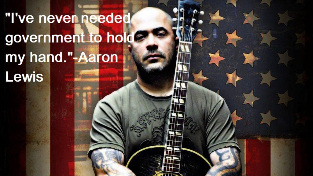 Aaron Lewis Quotes