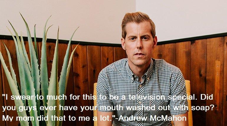 Andrew McMahon Quotes
