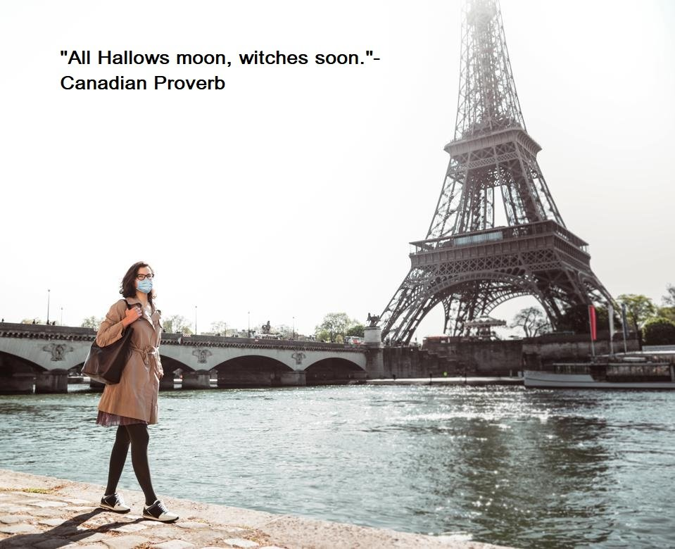 Canadians Proverbs