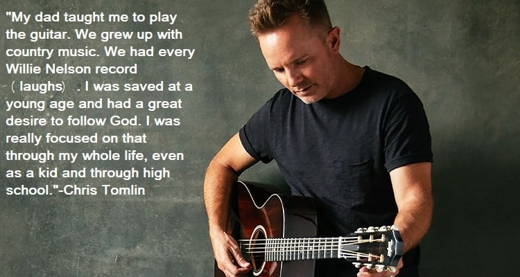 Chris Tomlin Quotes