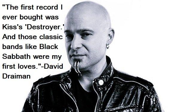 David Draiman Quotes