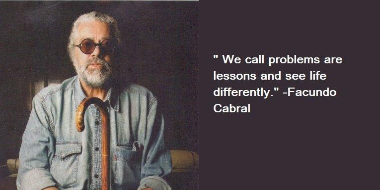 Facundo Cabral Quotes