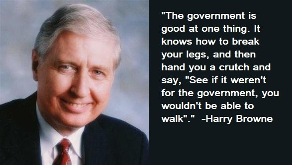 Harry Browne Quotes