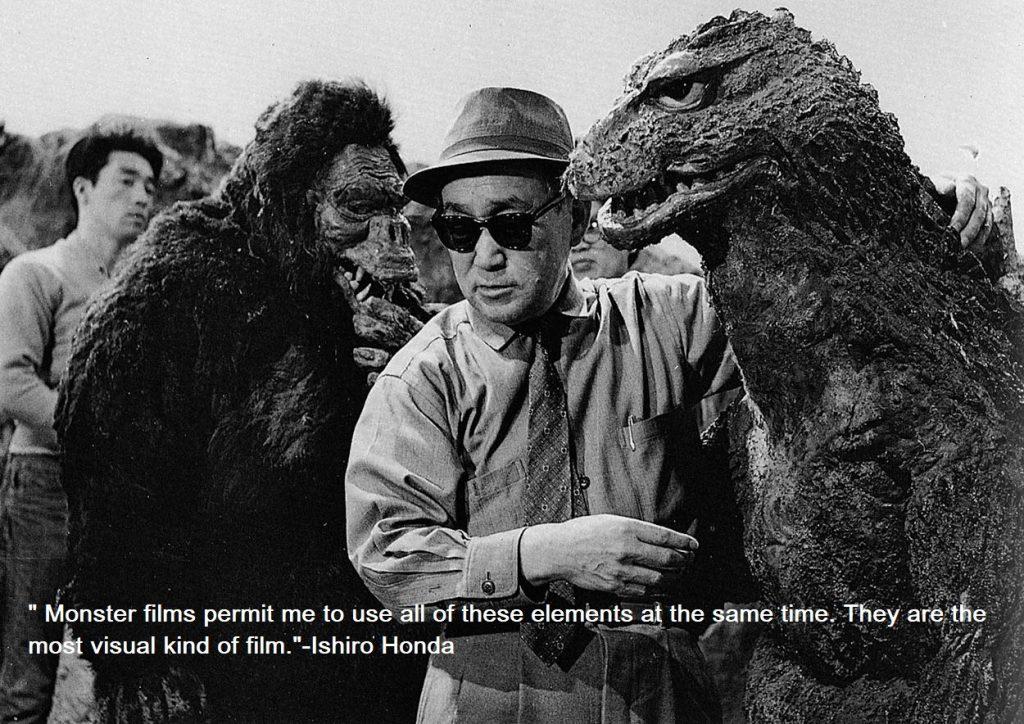 Ishiro Honda Quotes