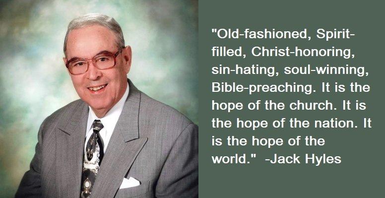 Jack Hyles Quotes