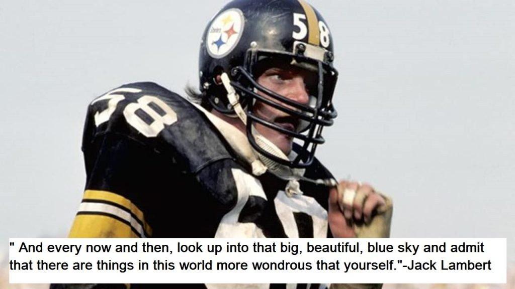Jack Lambert Quotes