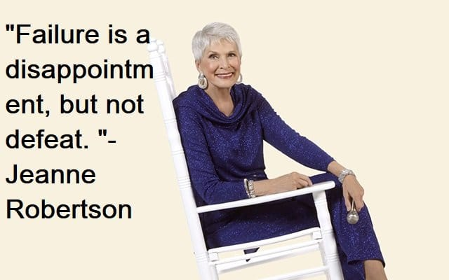 Jeanne Robertson Quotes
