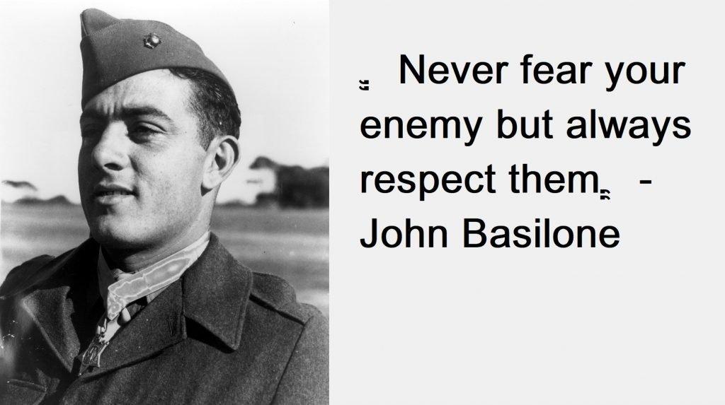 John Basilone Quotes