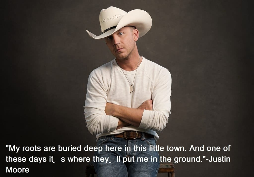 Justin Moore Quotes