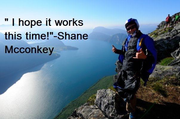 Shane Mcconkey Quotes