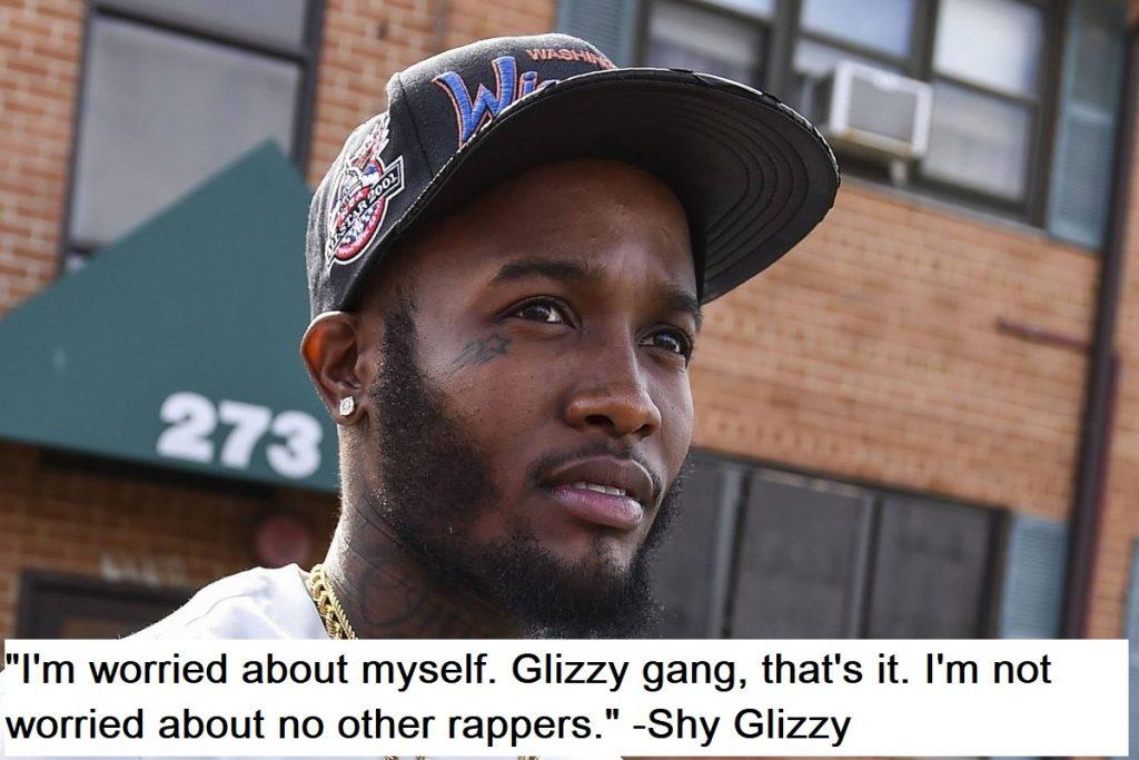Shy Glizzy Quotes