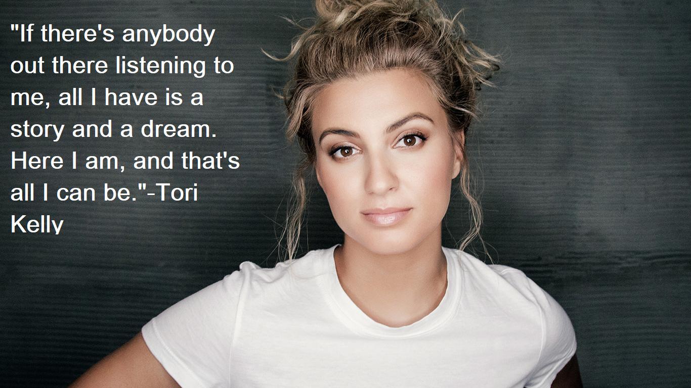 Tori Kelly Quotes
