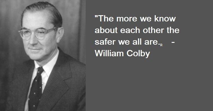 William Colby Quotes