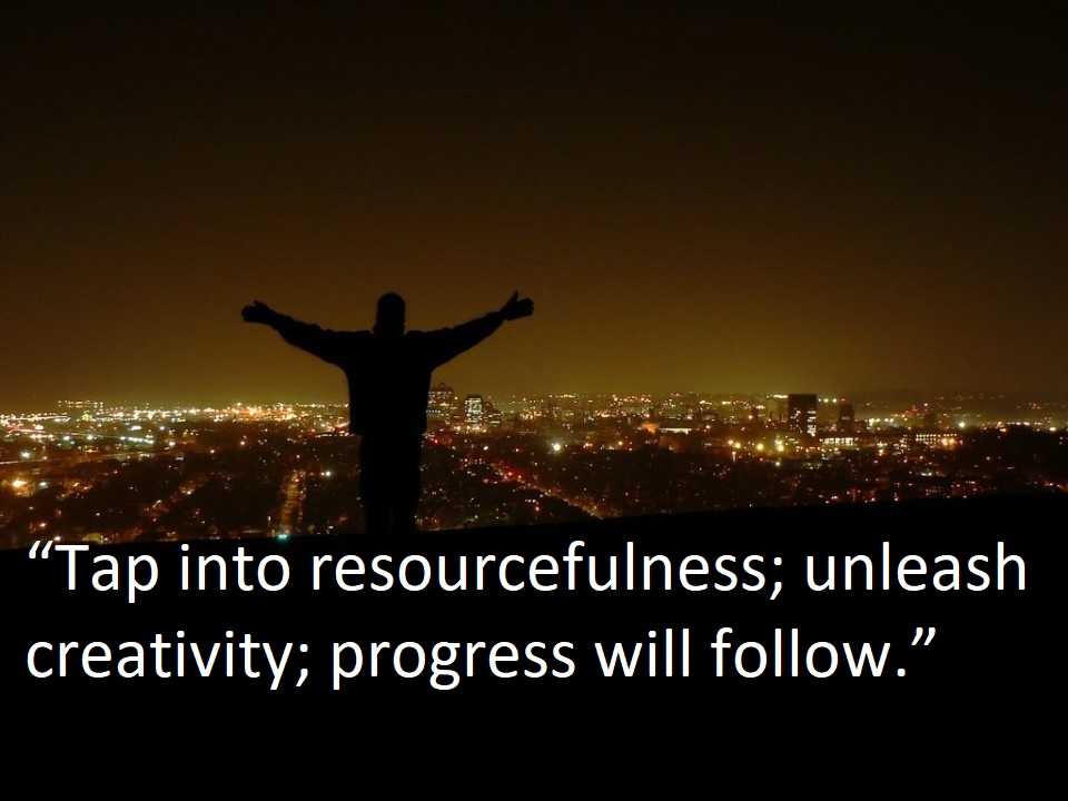 Quotes on Resourcefulness